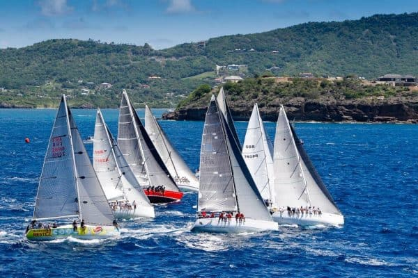 Crossing the Atlantic with LV Yachting