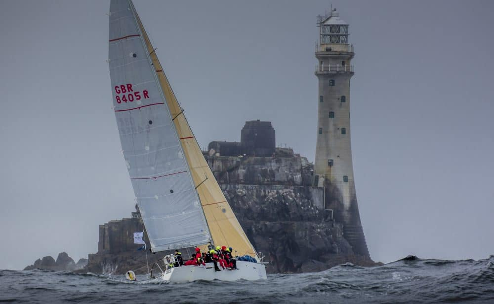 Experience the thrill of the Fastnet Race