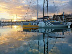 Will Harris - Hive Energy Figaro 3