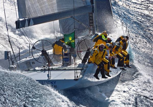 75th Anniversary of the Sydney Hobart Race