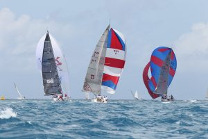 First 40s downwind