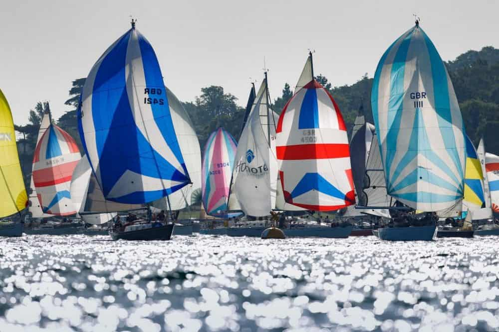 Entries for the 2020 Round the Island Race open