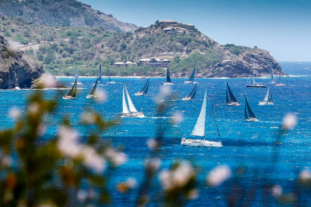 One of the world's major sailing events – Antigua Sailing Week