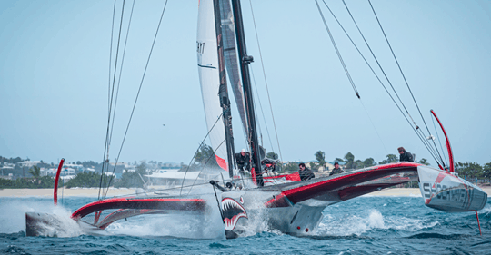 An eventful and exciting year for the Caribbean Multihull Challenge