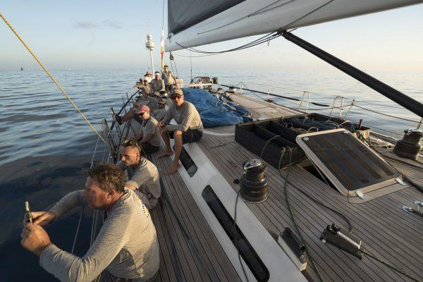 Yacht Umiko Crew RORC 600