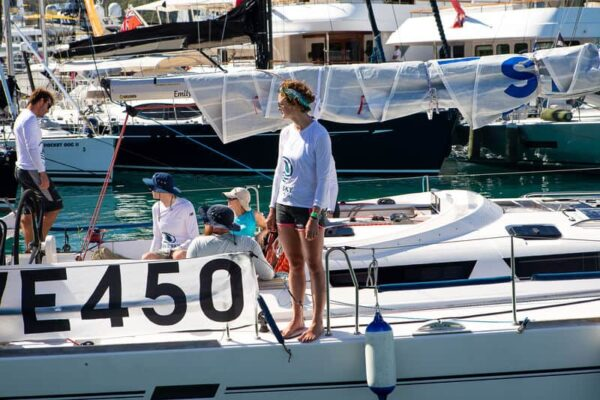 Emily of Cowes RORC Caribbean 600 (2020)