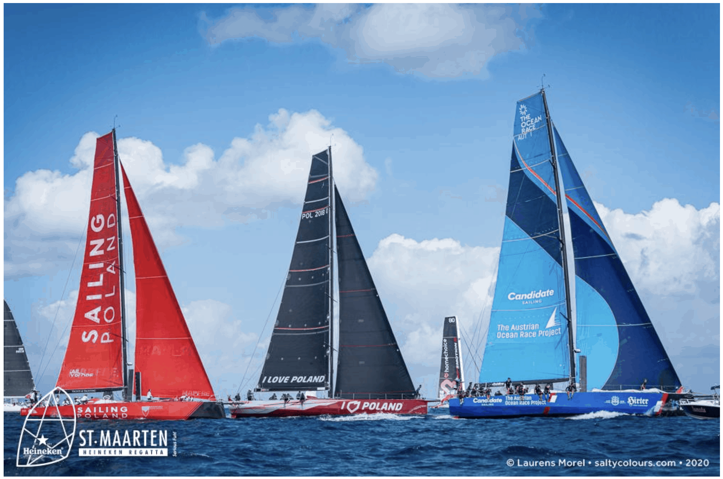The Closest Competition Ever – St Maarten Heineken Regatta