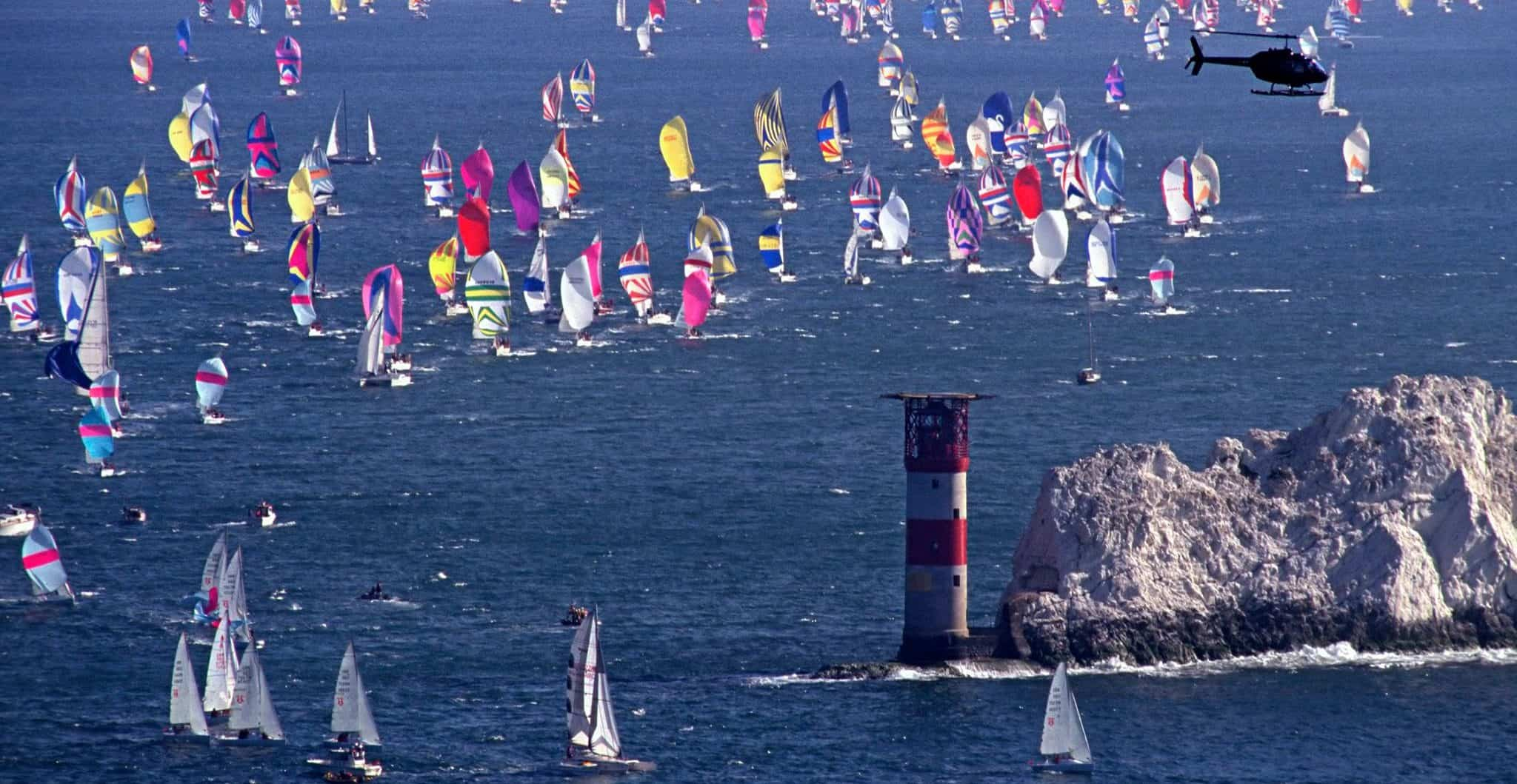 Round the Island Race Reschedules