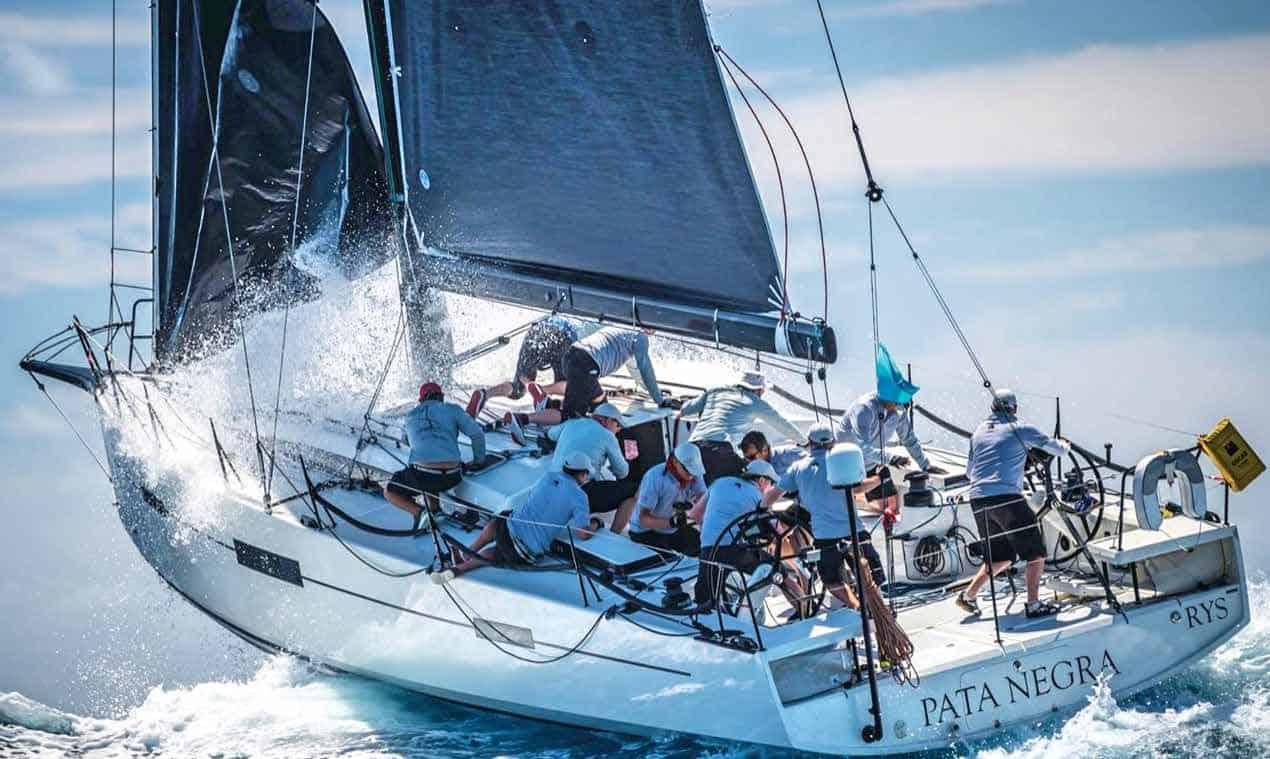 Pata Negra returns to Charter